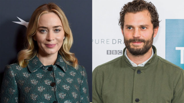Casting News Emily Blunt And Jamie Dornan To Star In Wild Mountain Thyme Bbc America Jamie Dornan The Hollywood Reporter