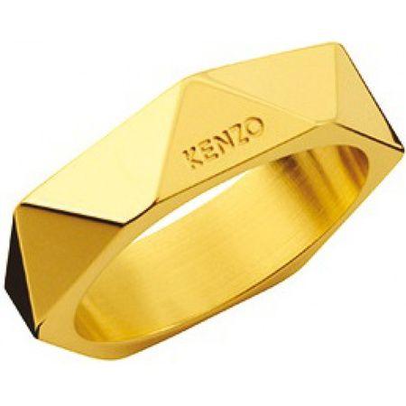 Bague Kenzo 70212430100 - Bague Fashion Dorée Raffinée Femme