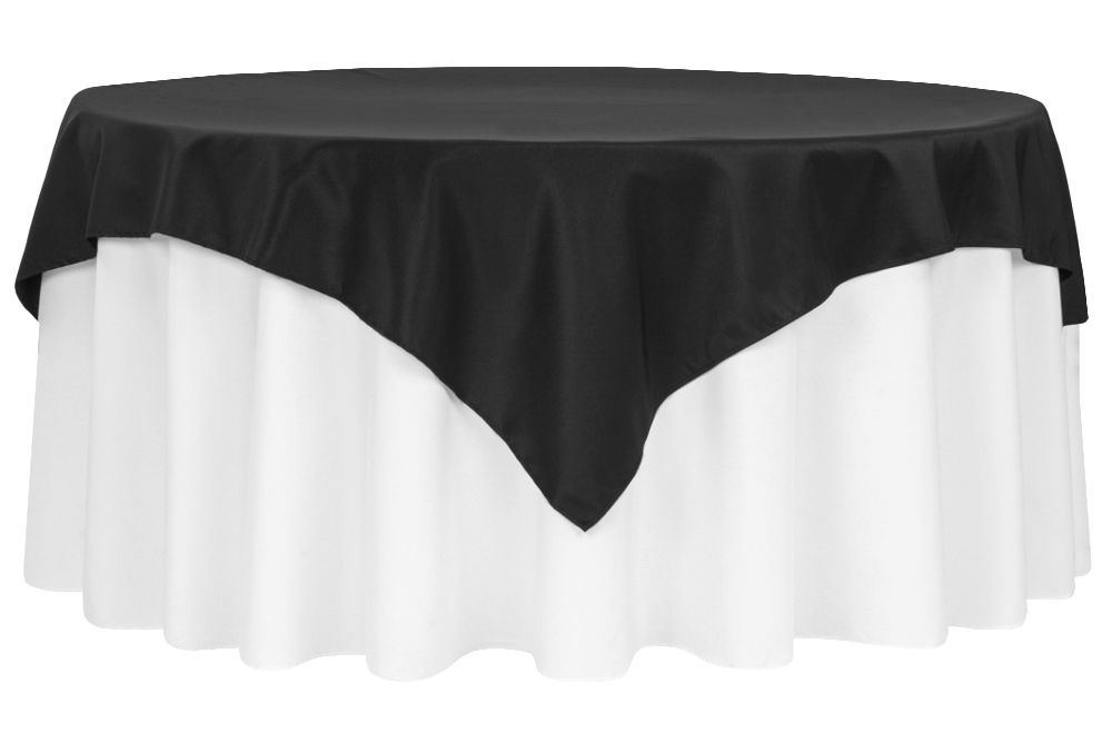 Super Economy Polyester Table Overlay Topper Tablecloth 72X72 Download Free Architecture Designs Scobabritishbridgeorg