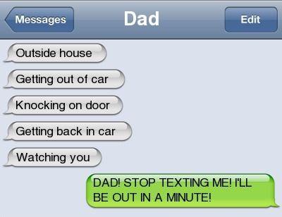 Creeper Dad