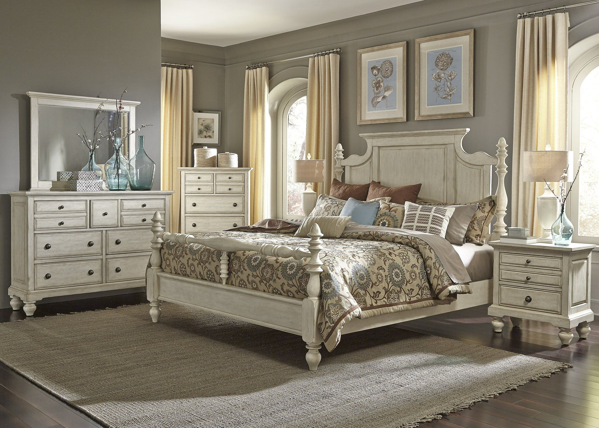 High Country Bedroom King Poster 5 Piece Bedroom Set in 2019 ...