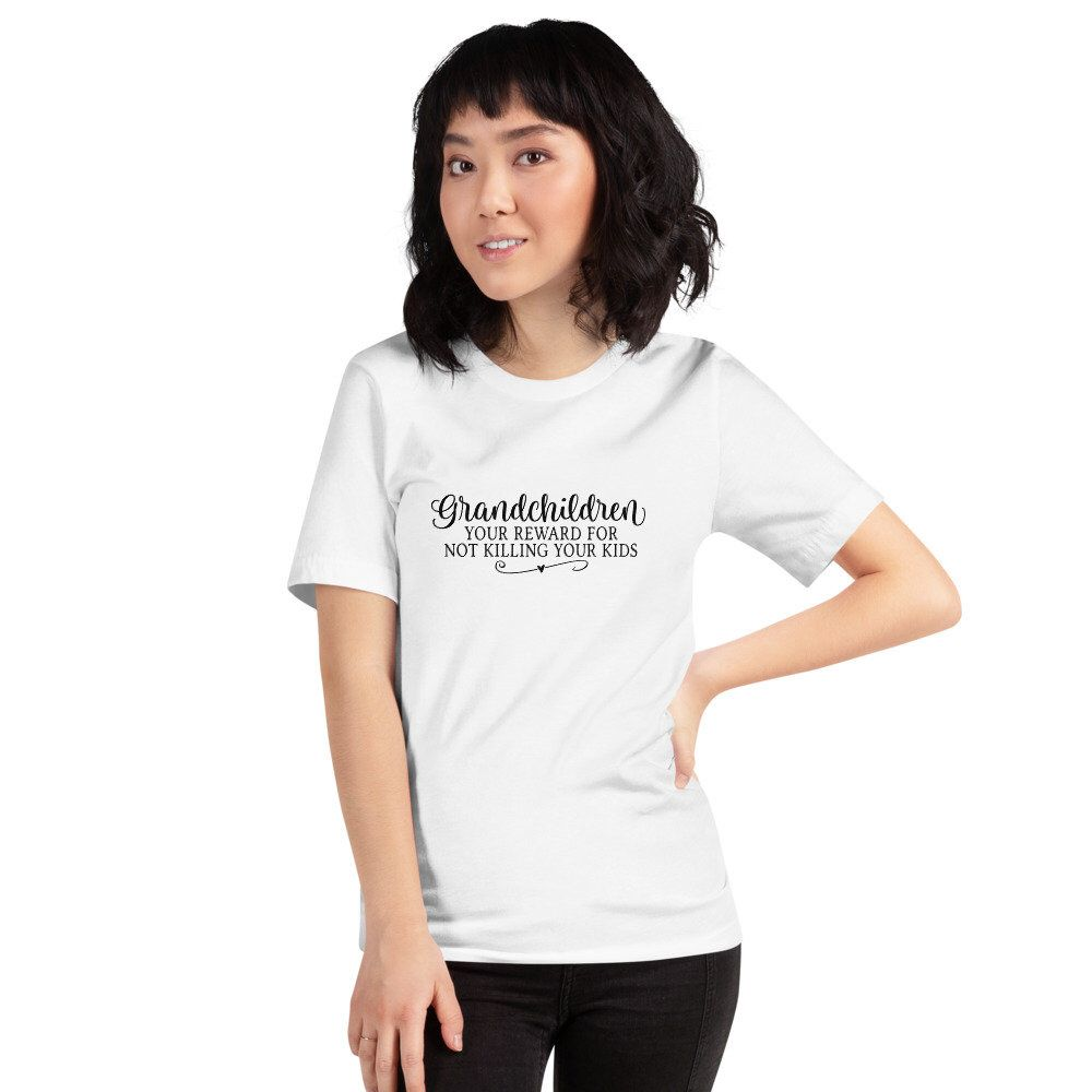 Grandchildren quote t shirt