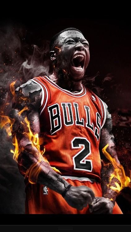 Nate Robinson On Fire We Better Keep Him He Will Be Useful Not Matter How Much He Plays Nate Robinson Chicago Bulls Wallpaper Bulls Wallpaper