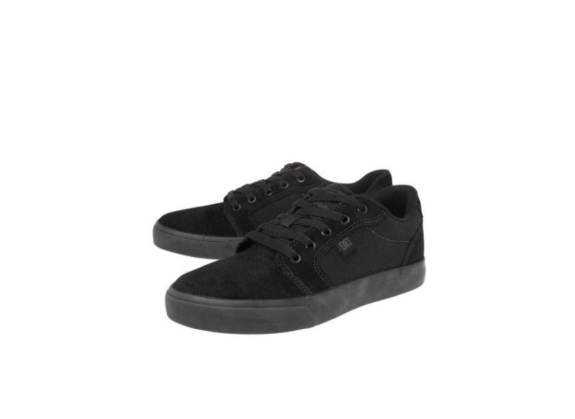 5c74f3a7b8f Tênis DC Shoes Masculino Casual Anvil 2 Black Friday