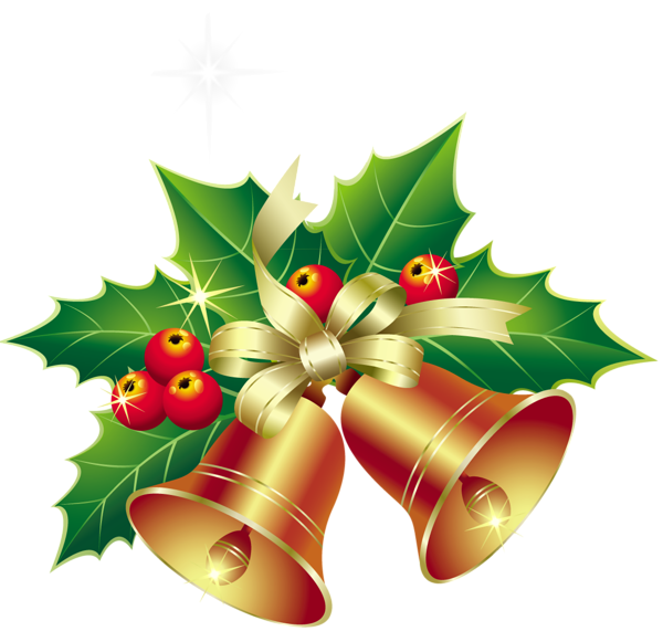 Christmas Bells With Mistletoe Ornament Png Clipart Christmas Bells Christmas Ornaments Christmas Drawing
