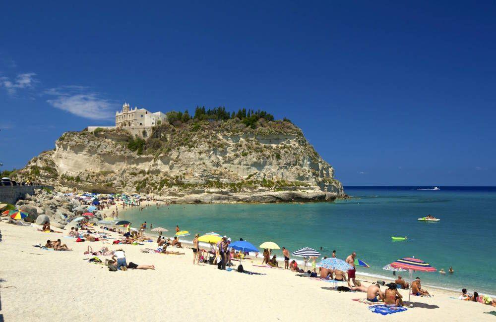 Die 12 Schonsten Strande Italiens Die Schonsten Strande