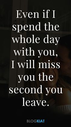 I Miss You Quotes: 50+ Cute & Best Missing You Quotes