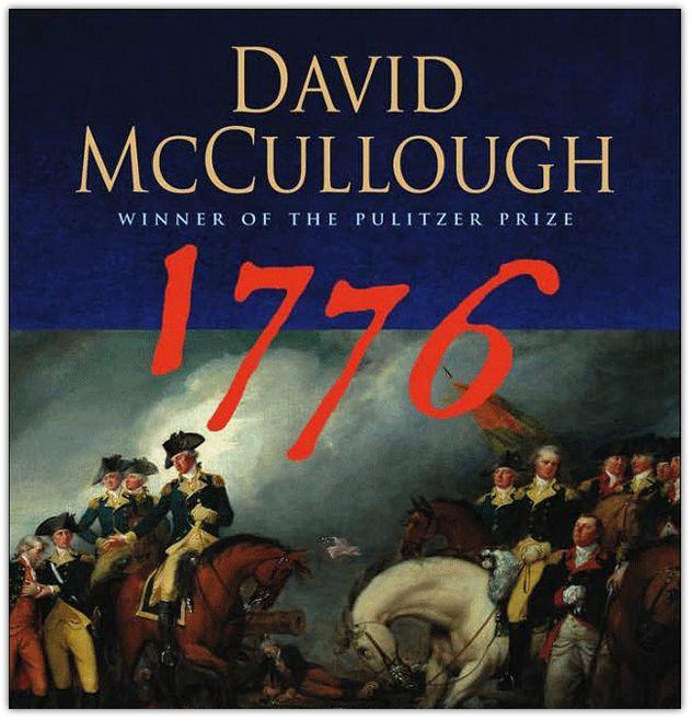David Mccullough 1776 Books To Read Audio Books Free Reading
