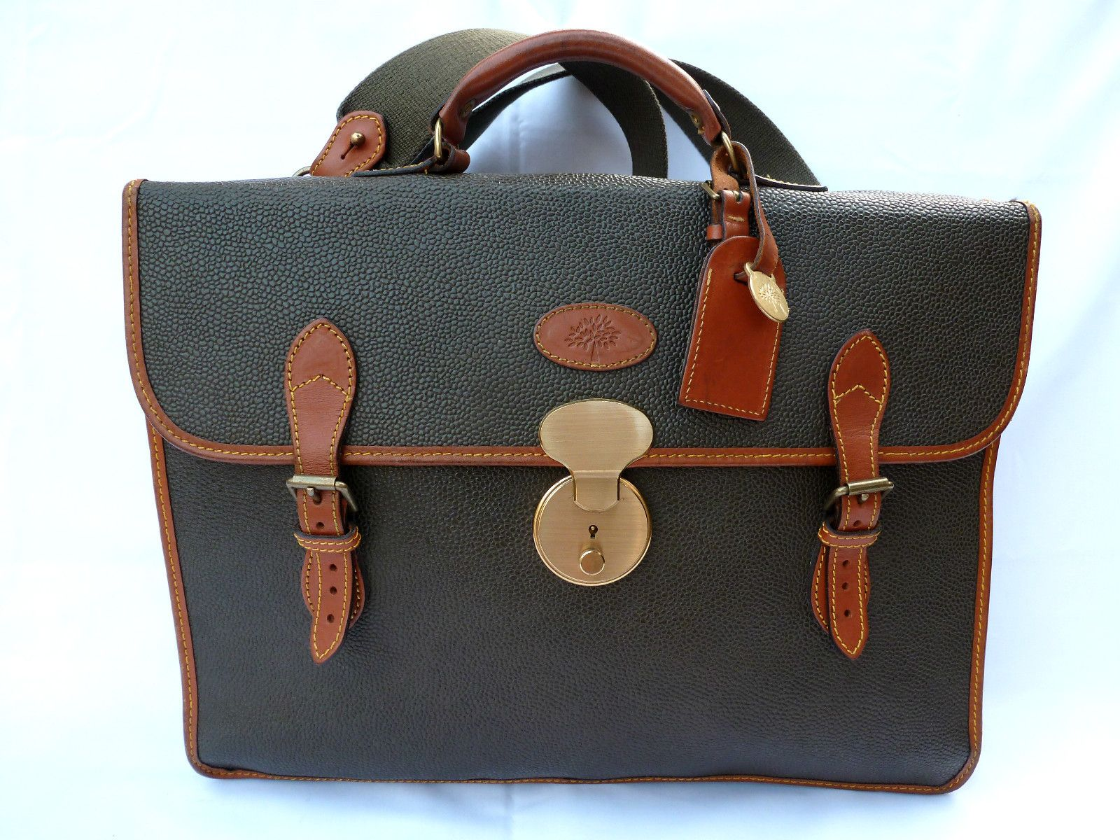 6fc50c802759 coupon for mulberry briefcase laptop bag f662c f9916  new arrivals superb  mulberry scotchgrain leather satchel briefcase laptop bag 149b7 de164