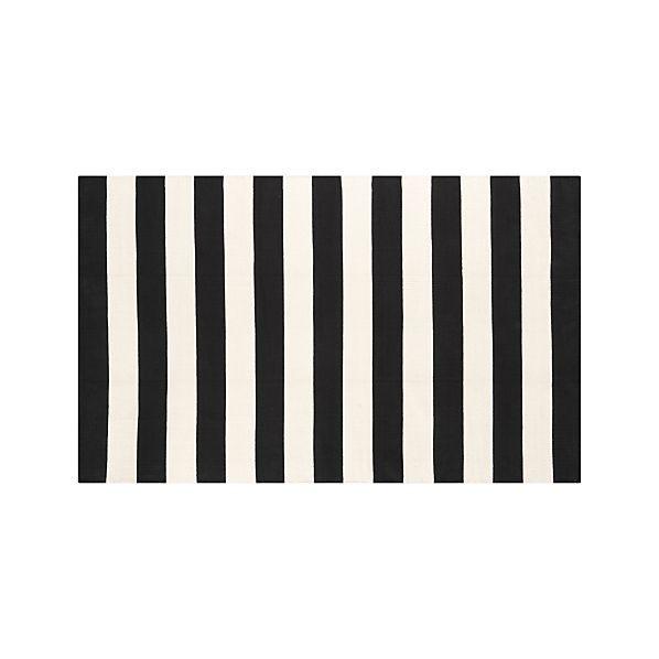Beautiful ... Bath Mat Black White Stripes. 17 Best Images About Floors On Pinterest