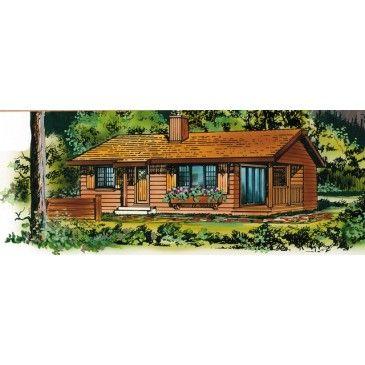 AmazingPlans.com House Plan #SHD-SEA411 - Country, Traditional