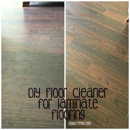 Diy Recipe For Laminate Floor Cleaner Floor Cleaner How To