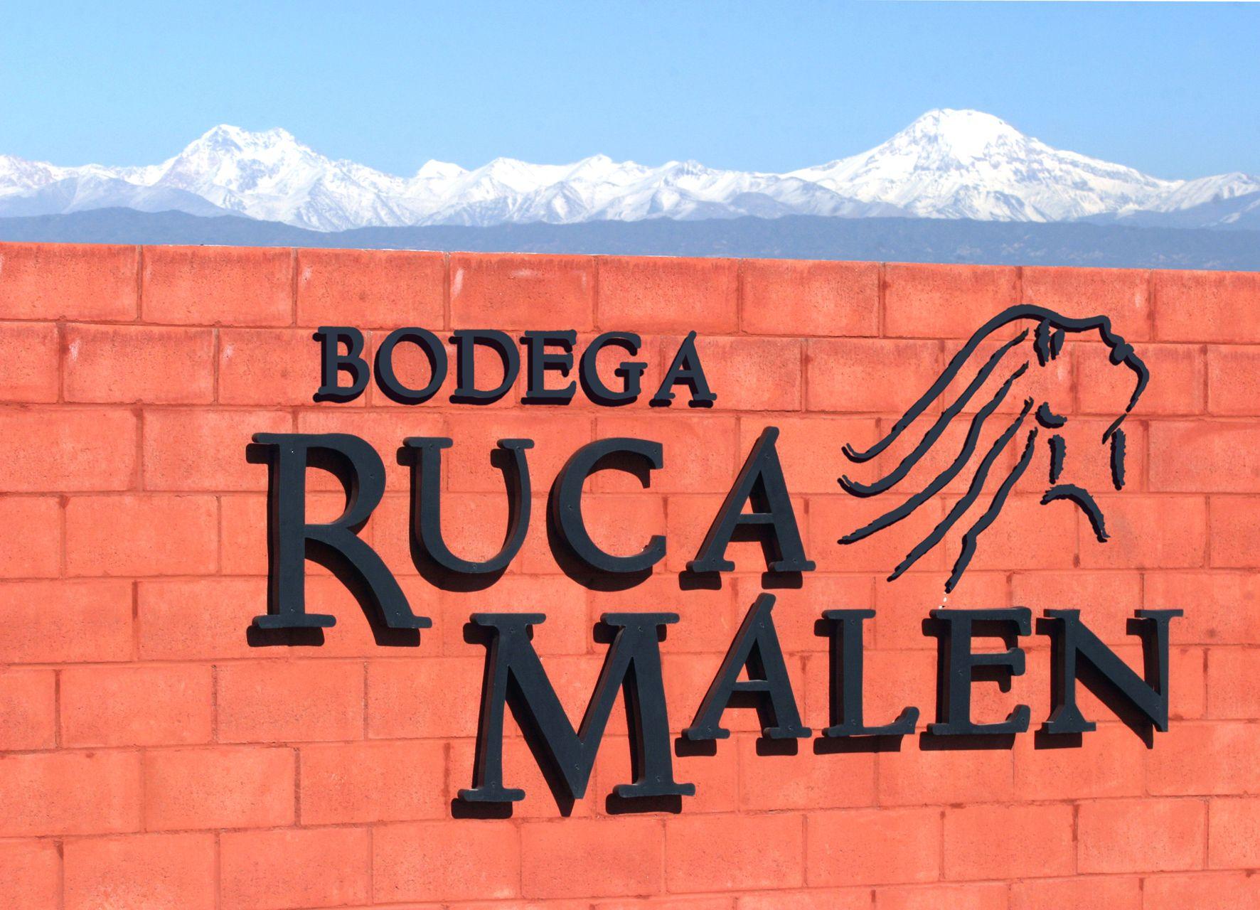 Ruca Malen Winery Argentina Malen