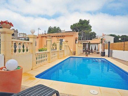 Villa Macarius in Javea für bis zu 10 Personen bei Traum