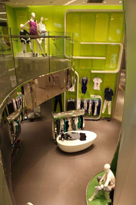 Retail Design | Store Interiors | Shop Design | Visual Merchandising | Retail Store Interior Design | Alla Scala Store.