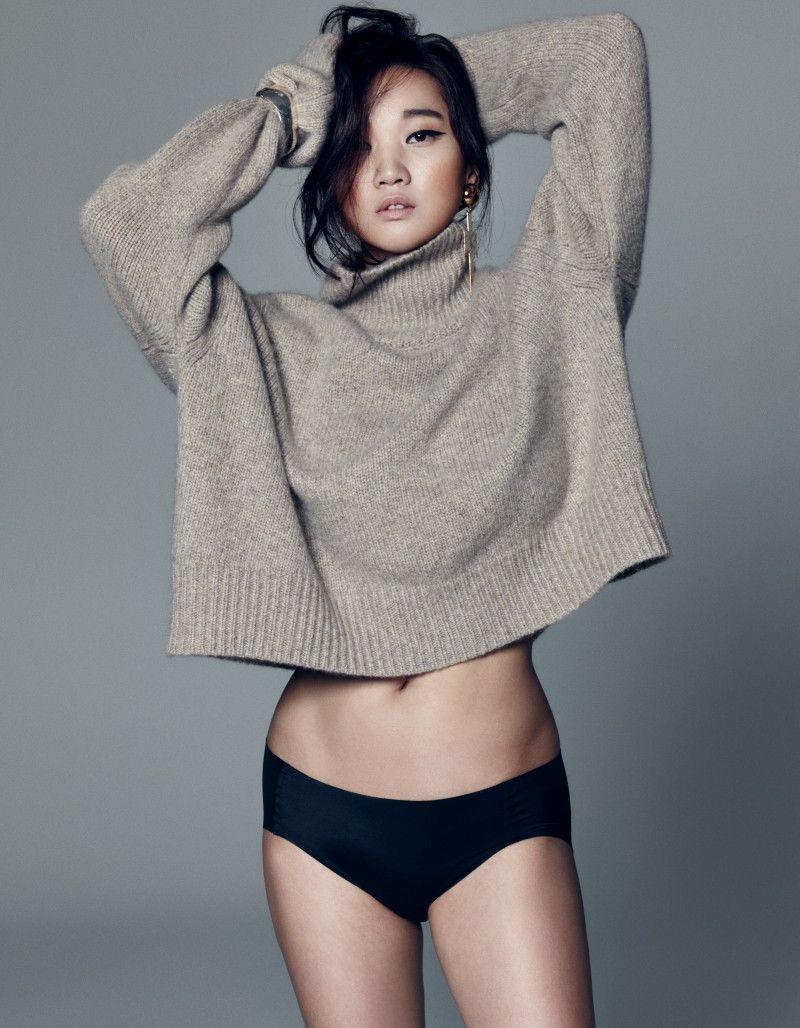 korean makemodells- model nude check mate z