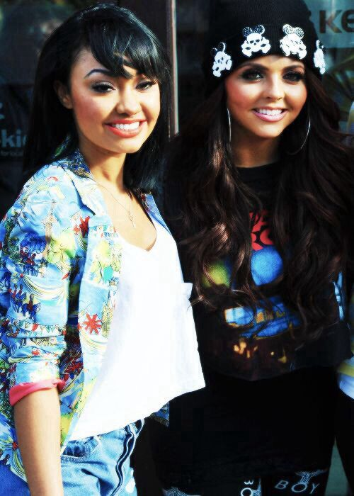 Leigh and Jesy!