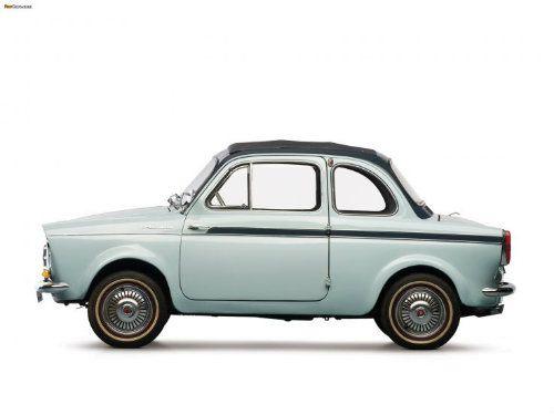 NSU – FIAT 500 WEINSBERG