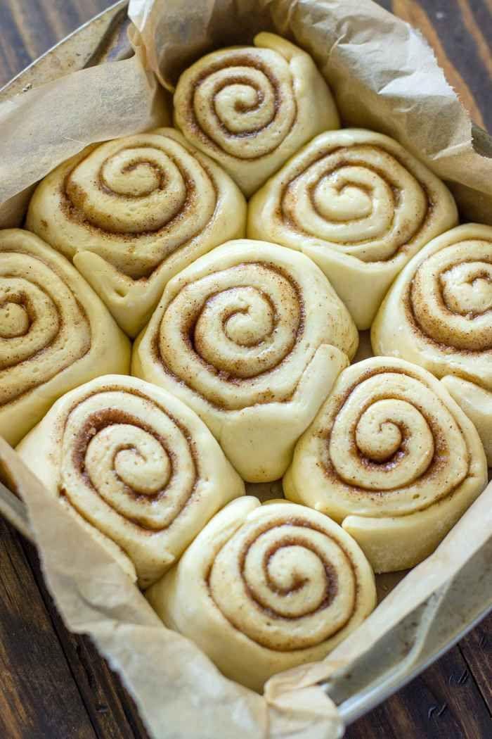 Schnelle 45 Minuten Zimtschnecken #quickcookies