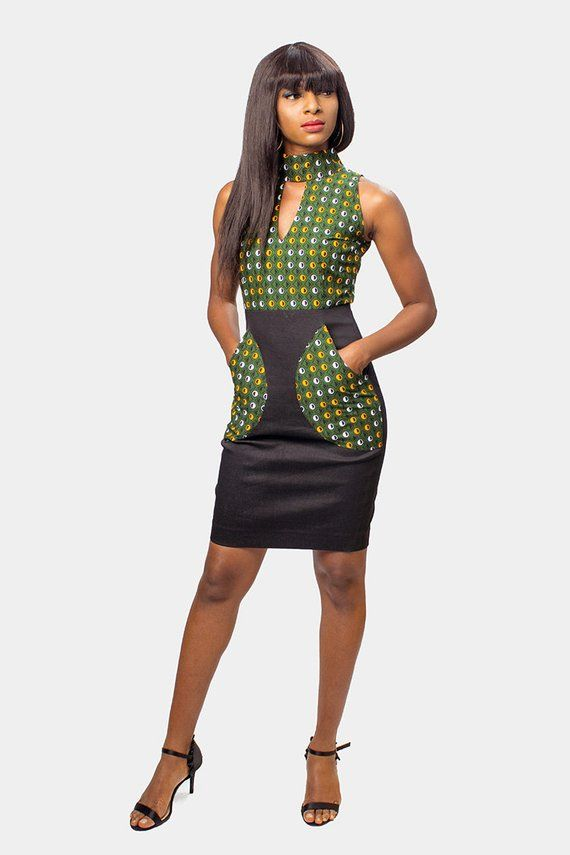 29f5de893d32a image 0 African Dresses For Women, African Women, African Wear, African  Fashion,