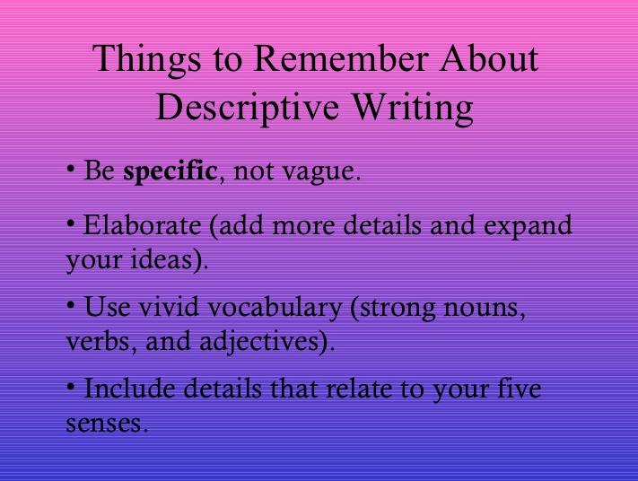 Esl descriptive essay ghostwriting site how to write an entry essay for college