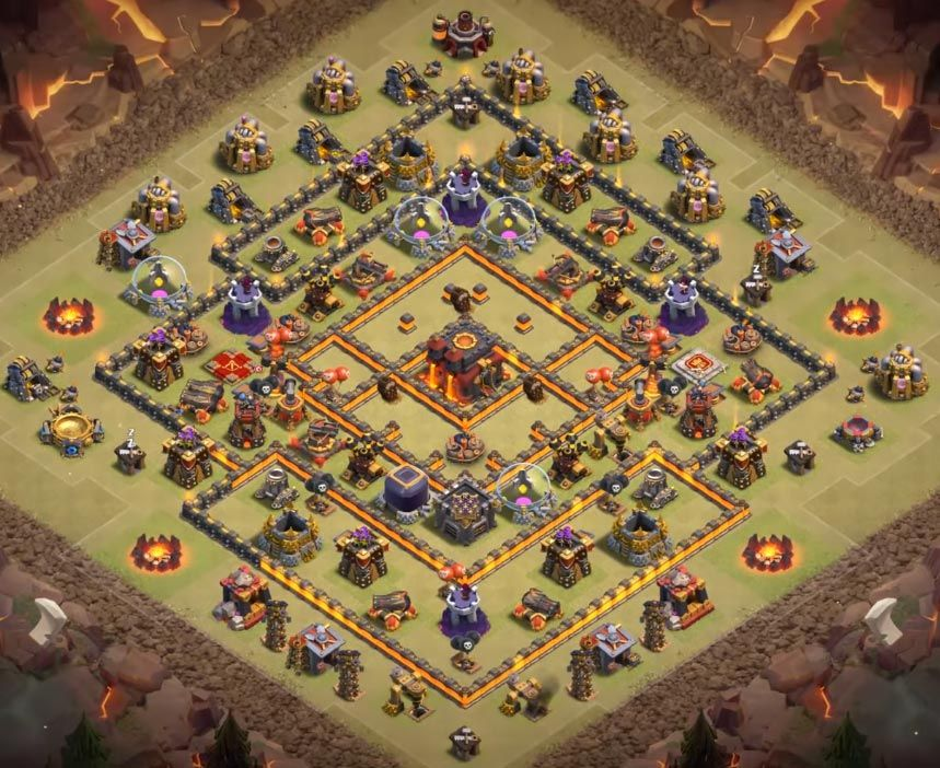 Base War Th 9 Anti Udara Dan Darat 6