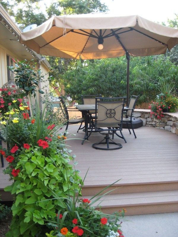 Deck and Patio Designs Colorado Springs - Deck ... on Front Range Outdoor Living id=26306