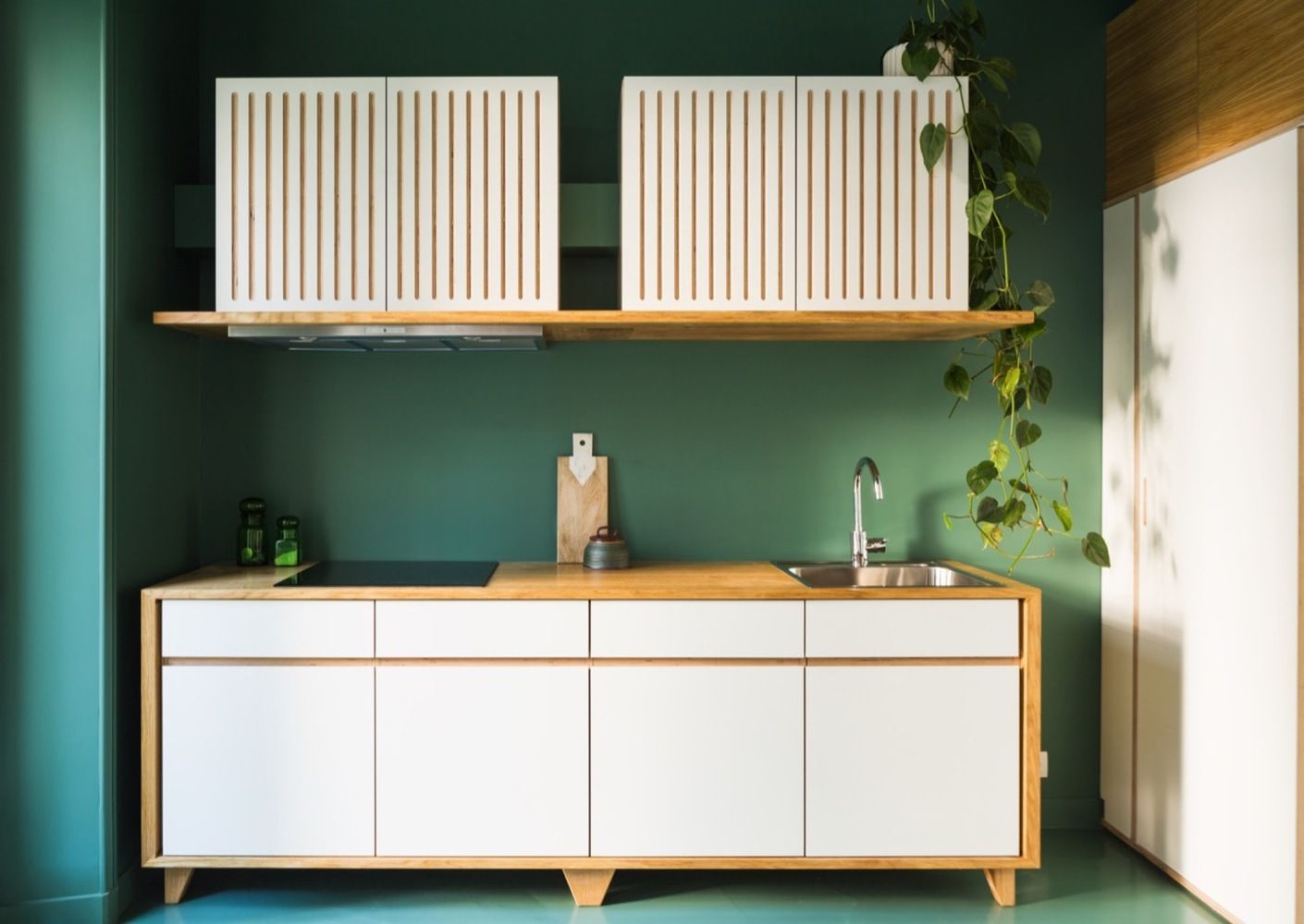 Gallery of Townhouse / Les Ateliers Tristan & Sagitta - 2