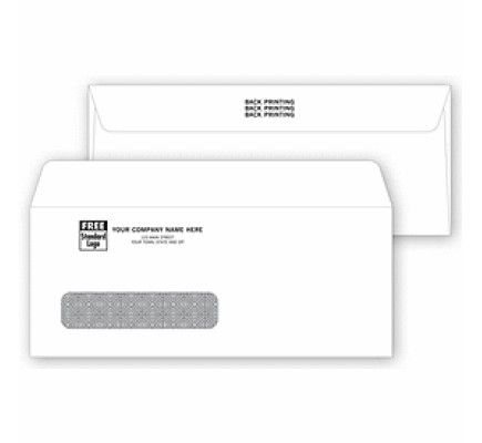 Single Window Business Sized Envelopes Free Shipping Business Size Envelope Business Envelopes Free Company Logo