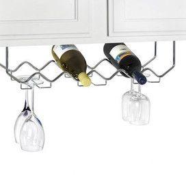 Erica Under Cabinet Wine Rack