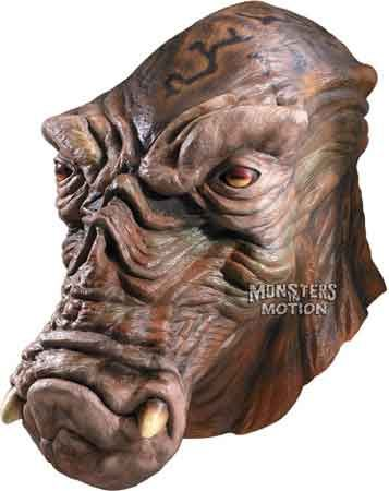 Star Wars Revenge Of The Sith Geonasian Creature Latex Mask