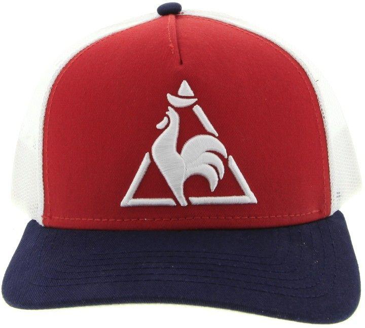 Le Coq Sportif Classic Embroidered Logo Snapback Cap on shopstyle.com.au ecee9aa2b3c8