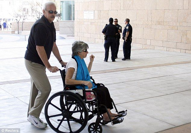 An example of Universal Design would be to allow people with physical disabilities and people without disabilities to use the same entrance by, say, building a ramp leading to the entrance.