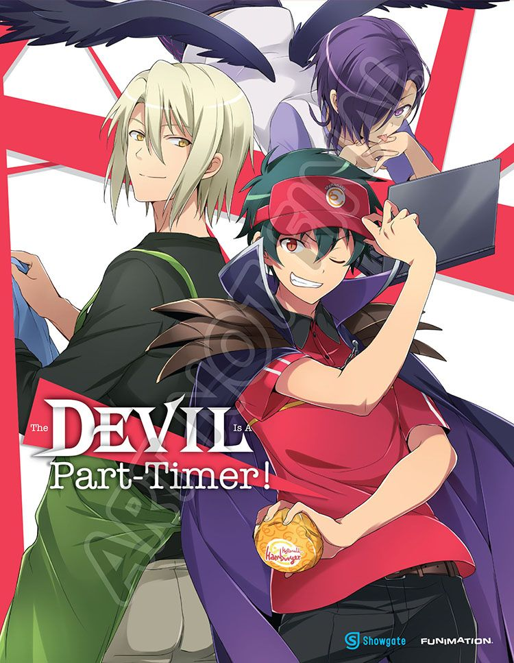 Pin on Devil is a PartTimer