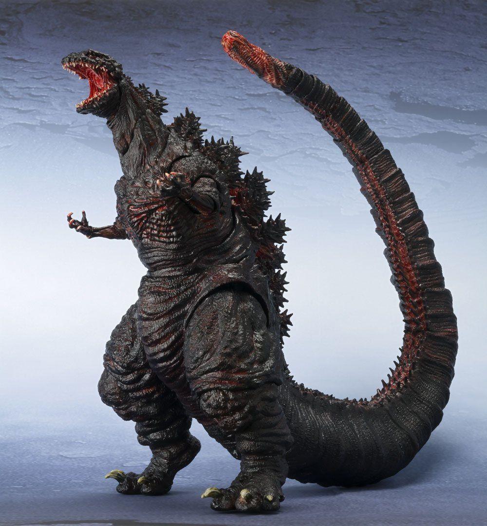 Shin Godzilla Posable Figure Amzn To 2s63av0 Godzilla Godzilla Figures Creatures