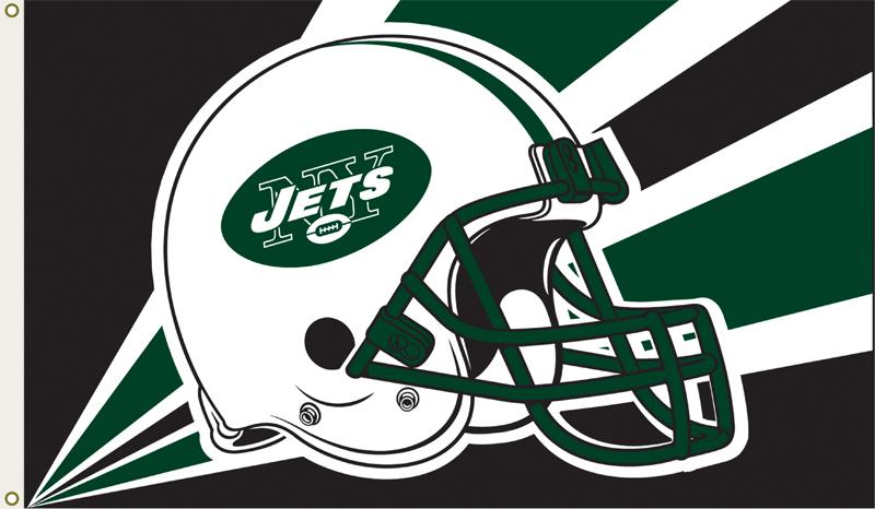 NFL New York Jets 3 Ft. X 5 Ft. Flag W/Grommetts1 in 2019