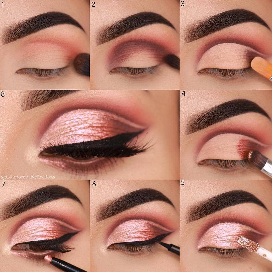 Eyeshadow Tutorial, eyeshadow palette, eyeshadow looks