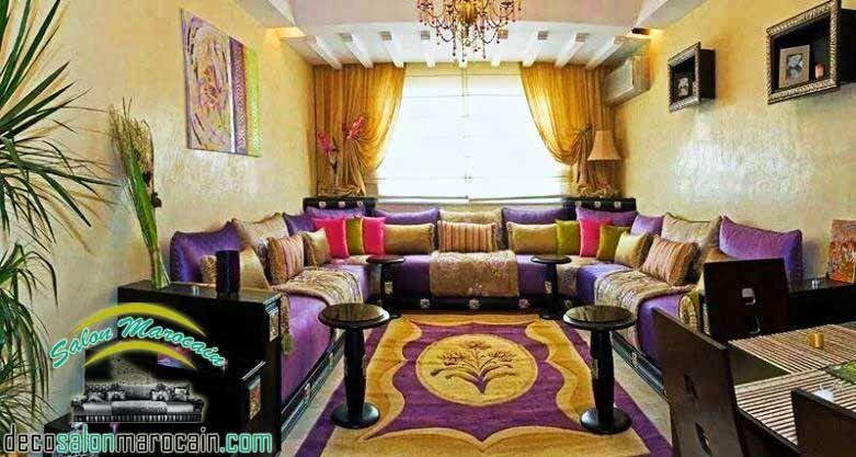 salon marocain top modele | caftan | Pinterest | Salon marocain ...
