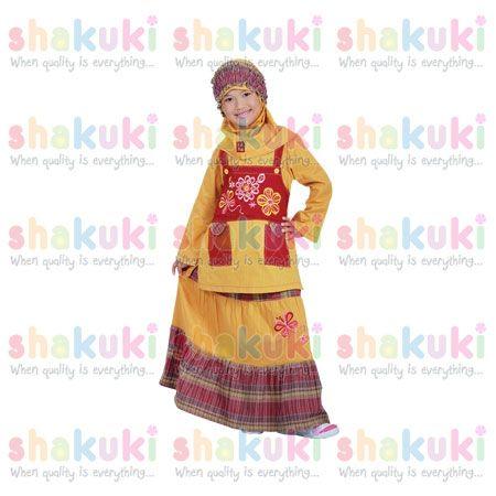 Detail and order, pls visit http://www.shakuki.com/1717,2407-1631-orange-overall-2pieces-girl-moslem.html