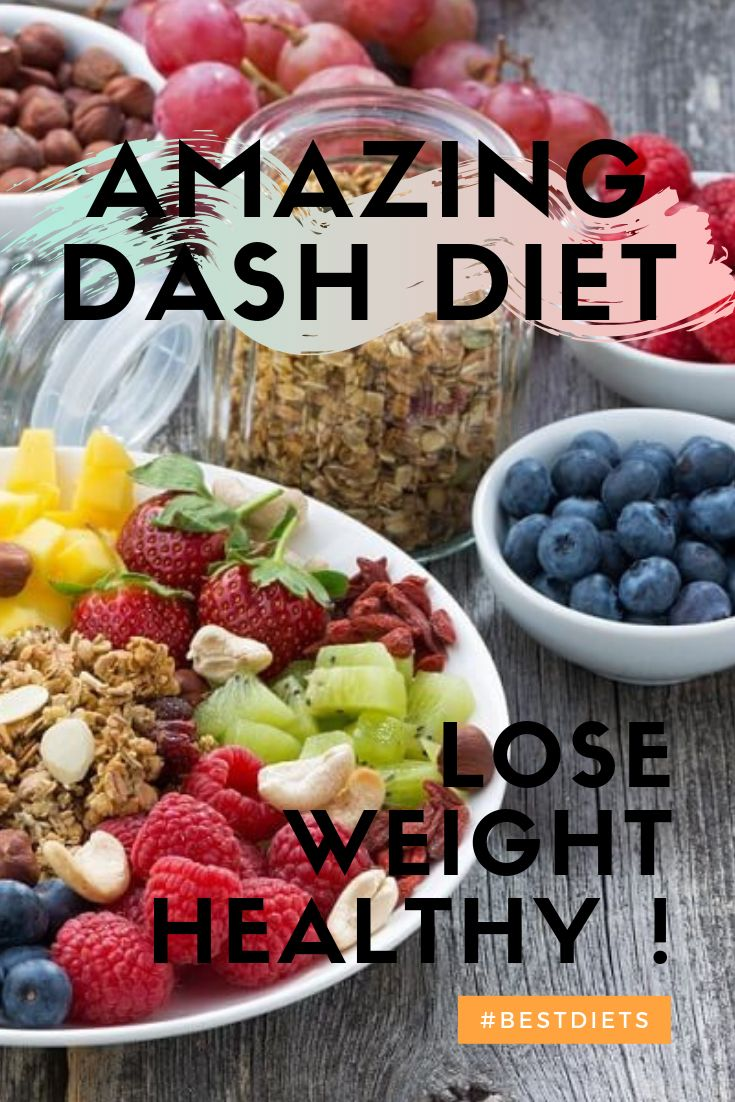 Photo of Der Dash-Diätplan! 10 Pfund in einer Woche verlieren!