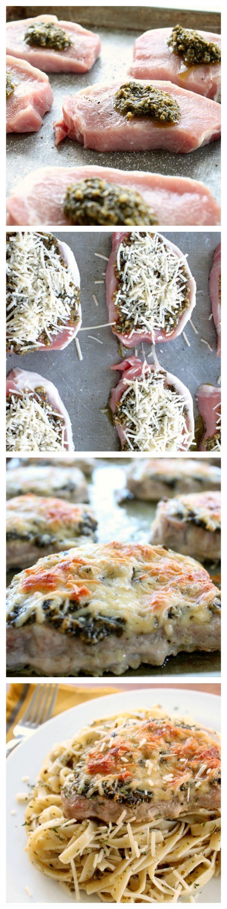 Three ingredient recipe best pork chops ever such a for Best dinner ideas ever