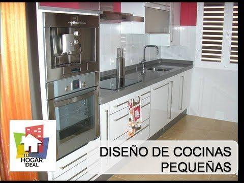 Tips de Decoración para Cocinas pequeñas - Programa Tu Hogar ...