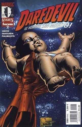 Daredevil. Marvel knights #2