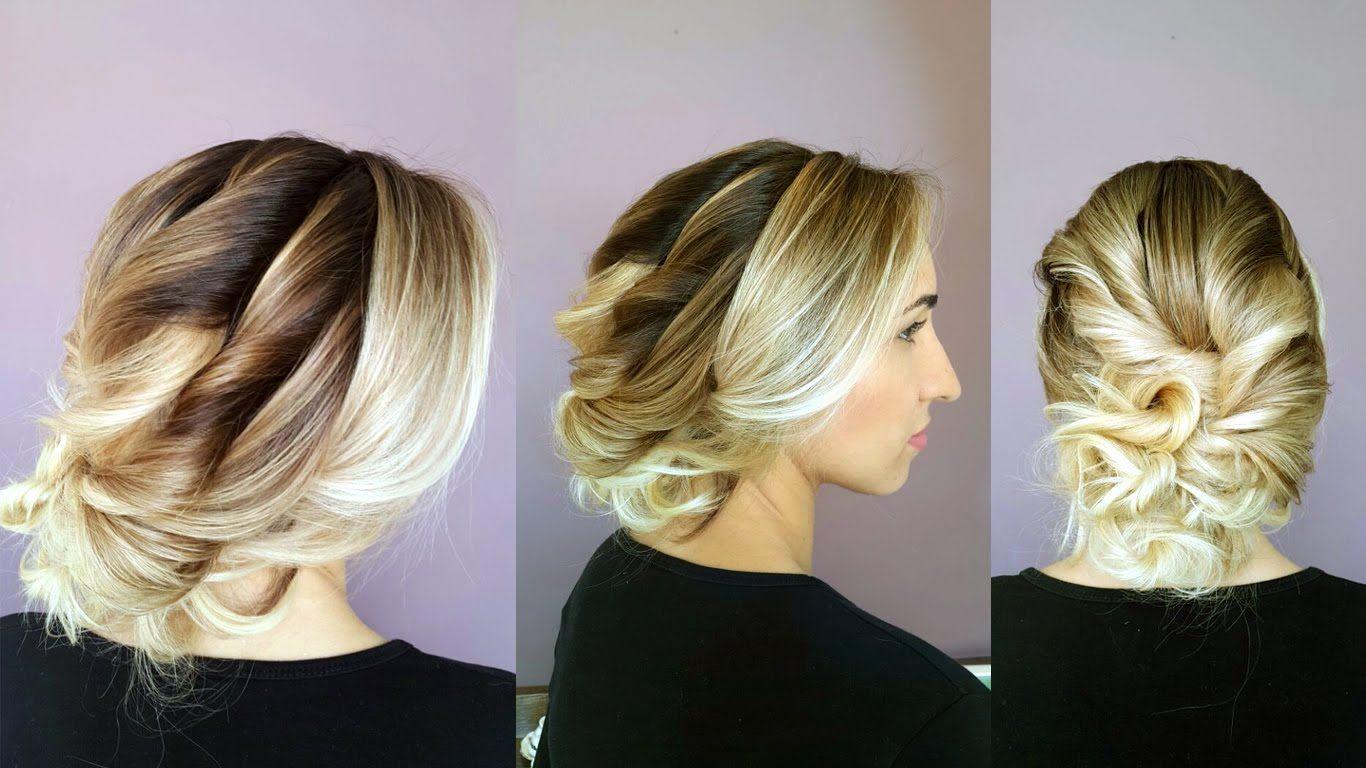 Passo a Passo da Semana: Penteado Baixo Torcido Expandido