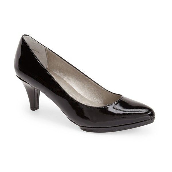 Me Too Andrea Patent Leather Pump Women