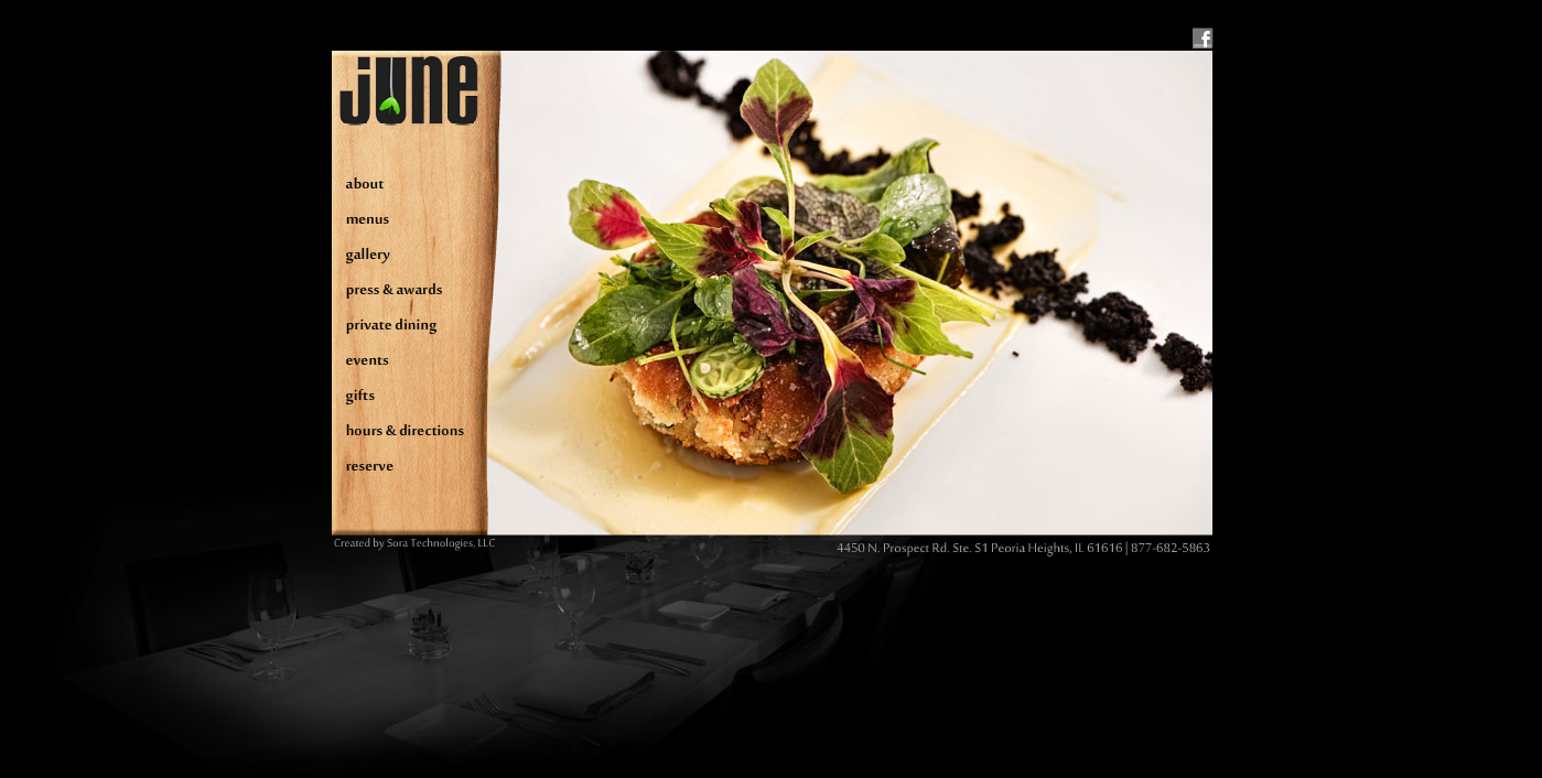 June Best Restaurant In Peoria Il Chef Josh Adams Does A Great