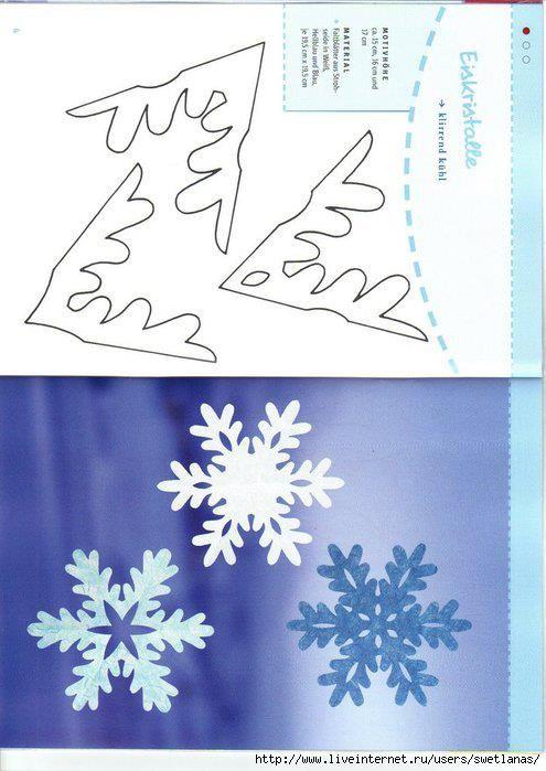 Paper Snowflakes Avec Images Flocons De Neige Feutrine Deco Noel Feutrine Flocon De Neige