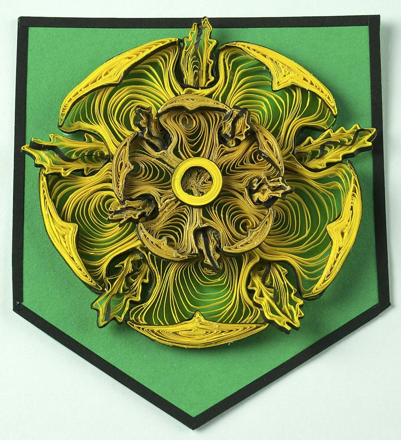 Jaw Dropping Awesome Set of House Sigils Handmade through Paper ...
