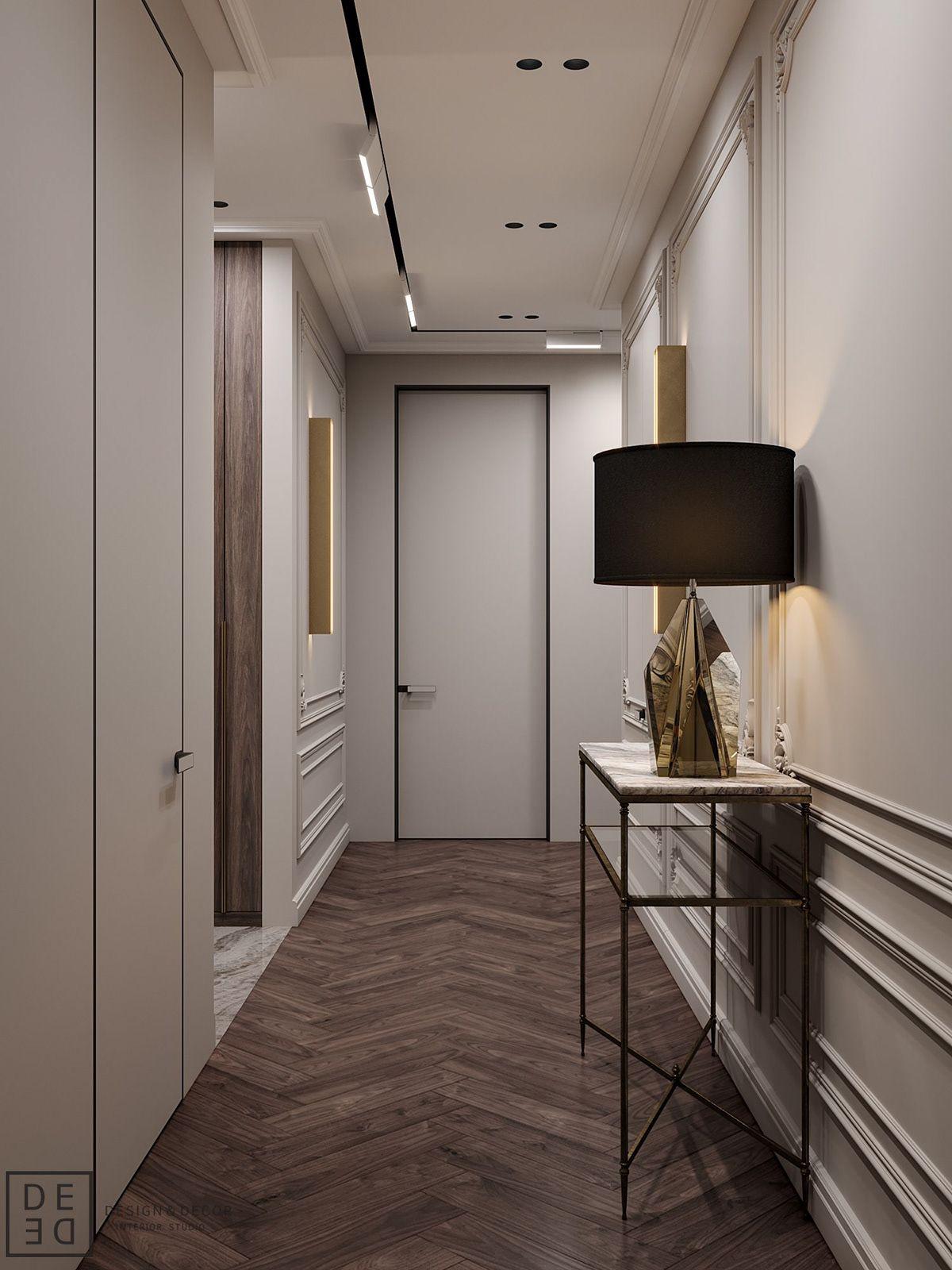 De De Blueberry Flat On Behance Home Interior Design Interior