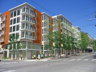 Real Estate 108 Unit Apartment Complex Under Way At Pine Belmont Seattle Apartment Building Tenant Screening